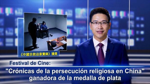"""Festival de Cine: """"Crónicas de la persecución religiosa en China"""" ganadora de la medalla de plata"""