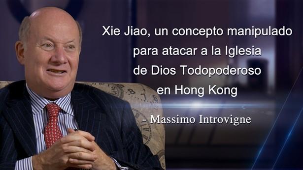 Xie Jiao, concepto manipulado para atacar a Iglesia de Dios Todopoderoso en HK - Massimo Introvigne