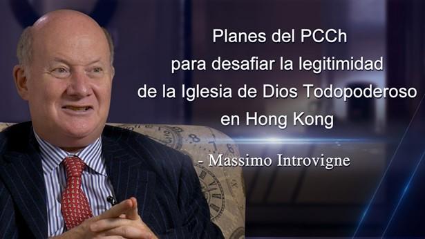 Planes del PCCh para desafiar legitimidad de Iglesia de Dios Todopoderoso en HK - Massimo Introvigne