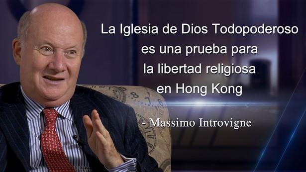 La Iglesia de Dios Todopoderoso es una prueba para la libertad religiosa en HK - Massimo Introvigne