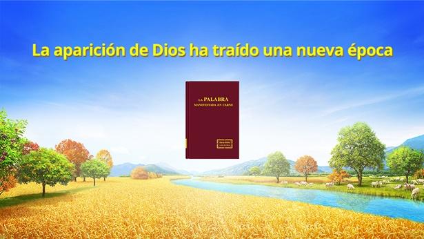 La aparición de Dios ha traído una nueva época