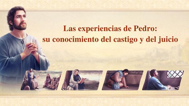 Las experiencias de Pedro: su conocimiento del castigo y del juicio