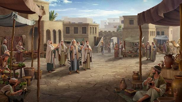 73. ¿Por qué transité el camino de los fariseos?