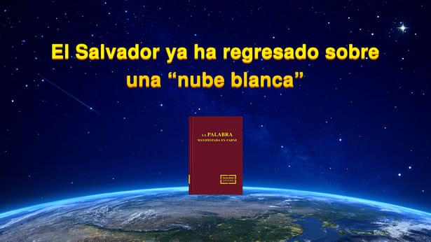 """El Salvador ya ha regresado sobre una """"nube blanca"""""""